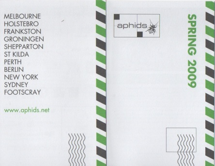 2008 Puzzles & P Frankston 30