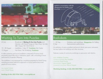 2008 Puzzles & P Frankston 31